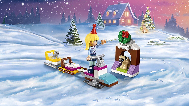 Lego 41326 Friends Kalendarz Adwentowy Gry I Zabawki