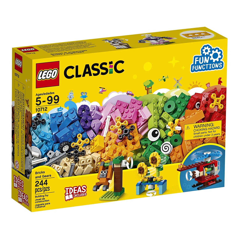 Lego Classic 10712 Kreatywne Maszyny Gry I Zabawki