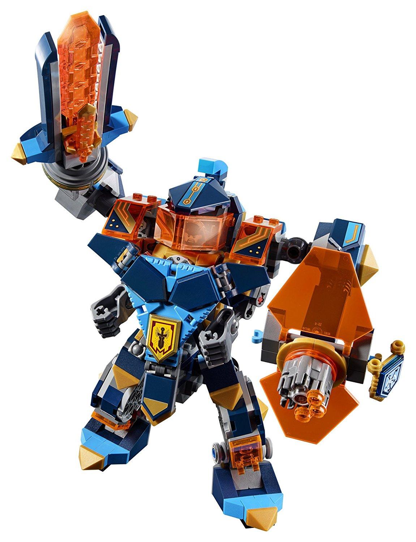 Lego 72004 Nexo Knights Starcie Technologicznych Czarodziejów Gry